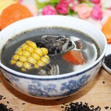 黑芝麻鲫鱼汤