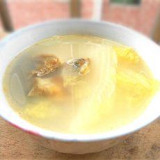 鲫鱼白菜汤