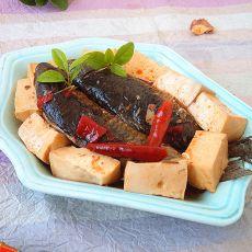 香辣鲫鱼豆腐