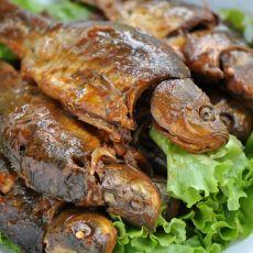 茄香酥鲫鱼