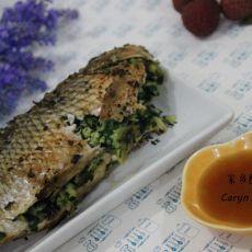家乡酿鱼的做法