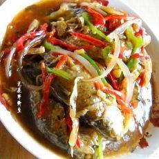 泡菜野鲫鱼