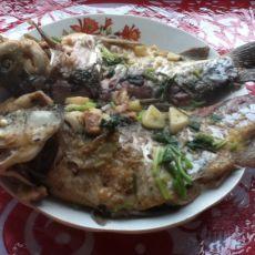 鲫鱼烧白菜