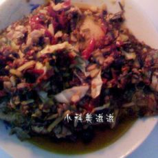 香菇姜末鱼的做法