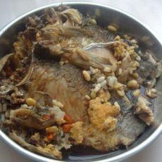 鲜美鲫鱼汤