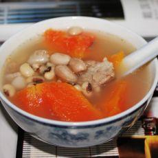 木瓜排骨汤[原创首发]的做法