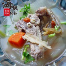 当归薏米冬瓜排骨汤的做法