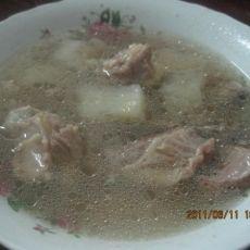 淮山排骨汤