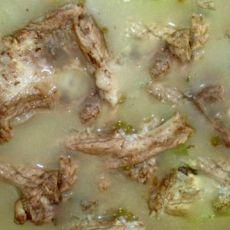 冬瓜炖骨汤的做法
