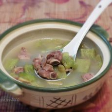 苦瓜排骨汤――广东经典靓汤