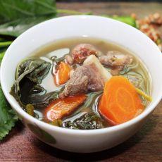 桑叶排骨汤的做法