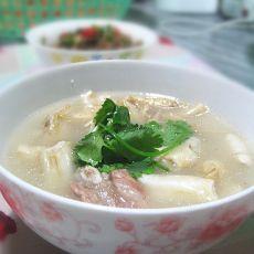 花胶排骨汤