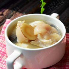 白芷芋头猪蹄汤的做法