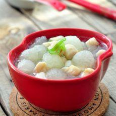冬瓜贝丁汤的做法