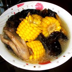 秋季滋补鸭汤