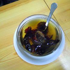 红枣黑木耳汤