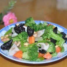 什锦凉拌菜