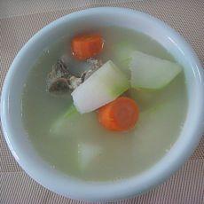 清润冬瓜汤