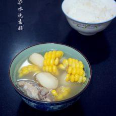 马蹄玉米骨头汤