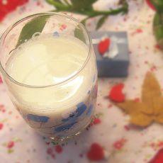 藕汁豆浆的做法