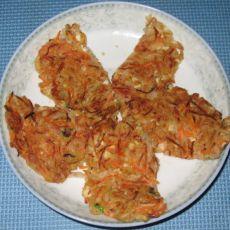 莲藕葫萝卜饼