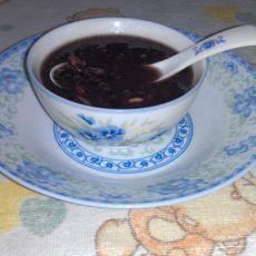 黑米薏仁粥