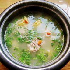 排骨冬瓜玉米枸杞汤