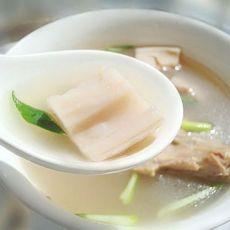 红枣莲藕鸡汤的做法