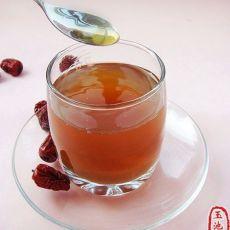 自制红枣蜂蜜茶的做法