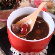 红枣桂圆姜茶