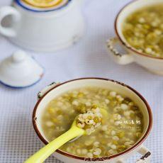 薏米绿豆饮