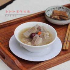当归红枣羊肉汤的做法
