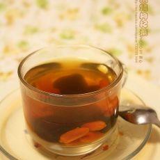 当归枸杞茶的做法