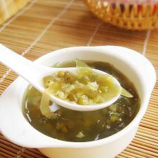 绿豆海带糖水