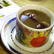 豆浆机版姜枣茶