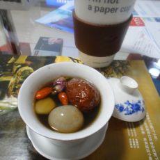 桂圆红枣生姜茶的做法