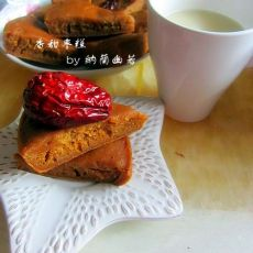 香甜枣糕(电饭锅版)