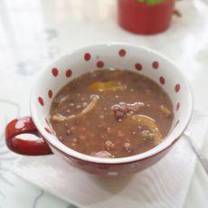 红豆薏仁粥的做法