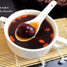 红枣红糖水的做法