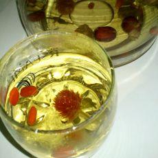 红巧梅红枣桂圆花茶
