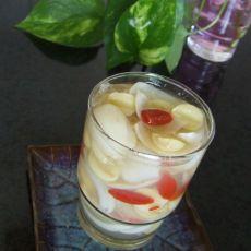 双鲜百合莲子汤