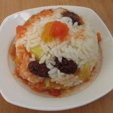 红薯红枣闷饭的做法