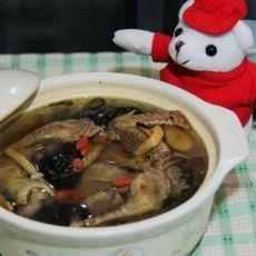 营养美味鸽子汤