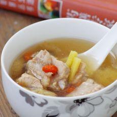 清热解毒的枸菊排骨汤
