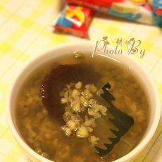 绿豆冬瓜皮糖水