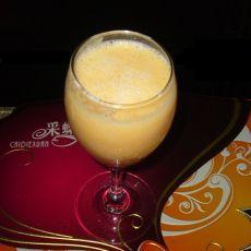 姜汁木瓜奶饮