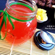 山楂荷叶茶
