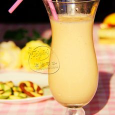 香蕉牛奶果汁
