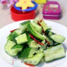拍黄瓜――夏季爽口小菜