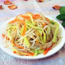 黄瓜豆芽菜